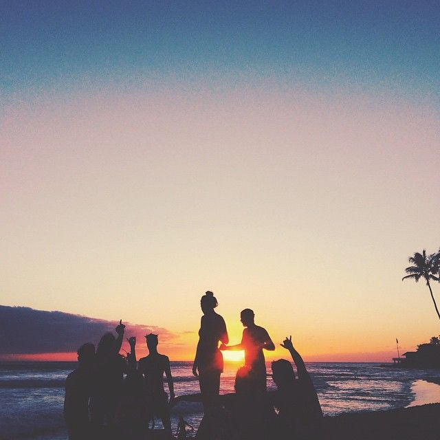 Tum Goals Indie Hipster Vintage Photography Beach Night Landscape